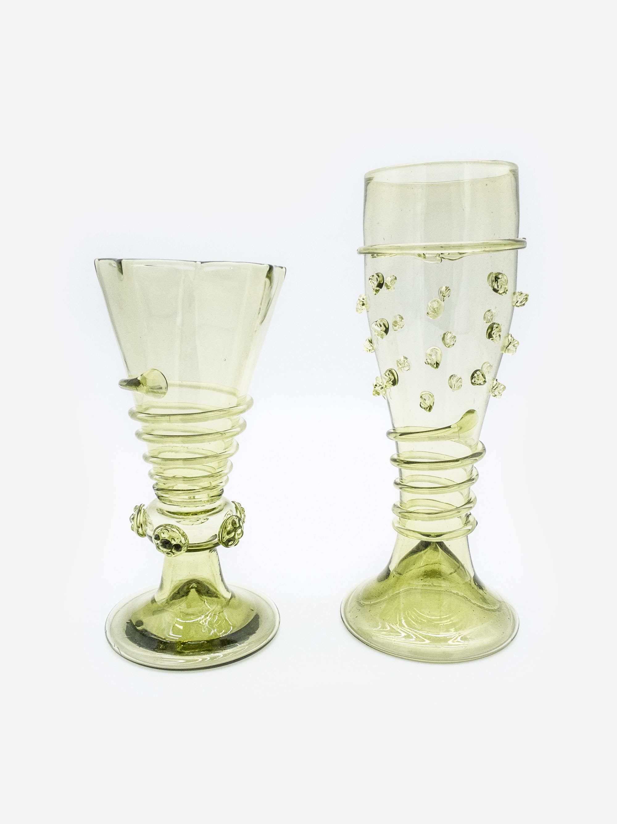 Forest Glass Goblet Gothic