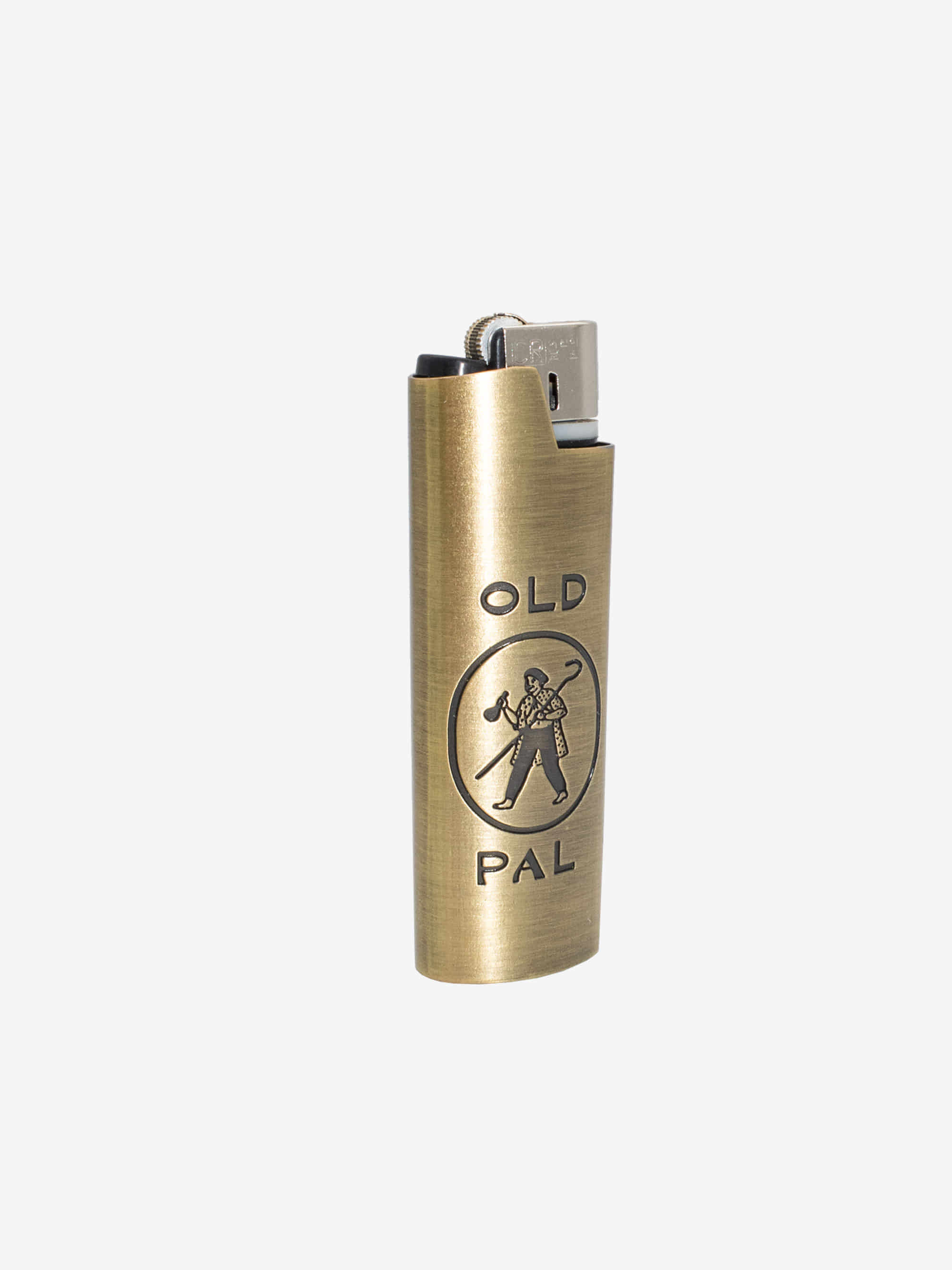 Brass Lighter Holder L