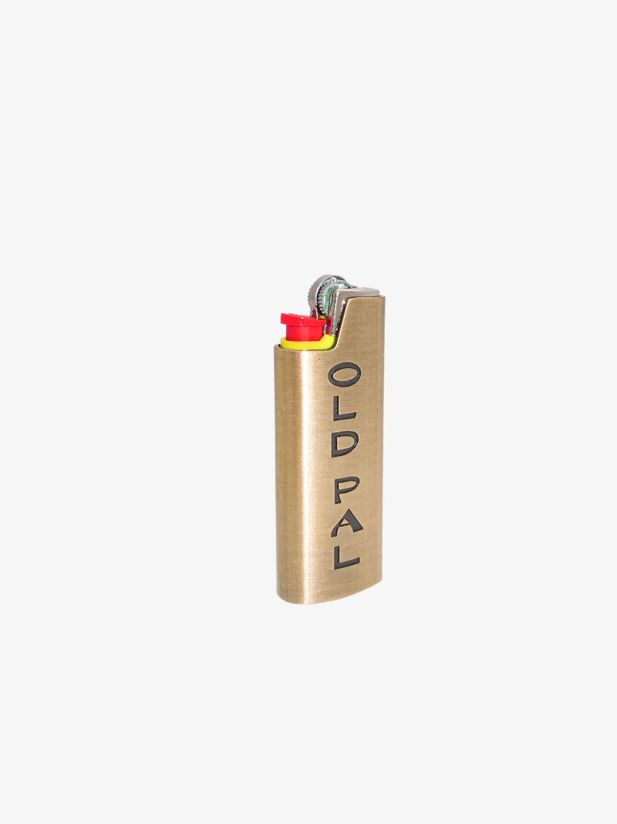 Brass Lighter Holder S