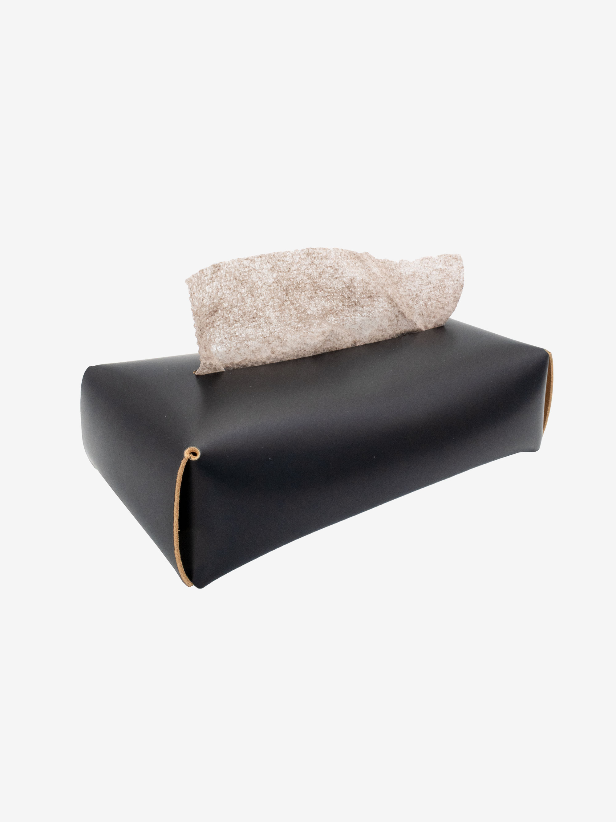 Assemble Tissue Case Black