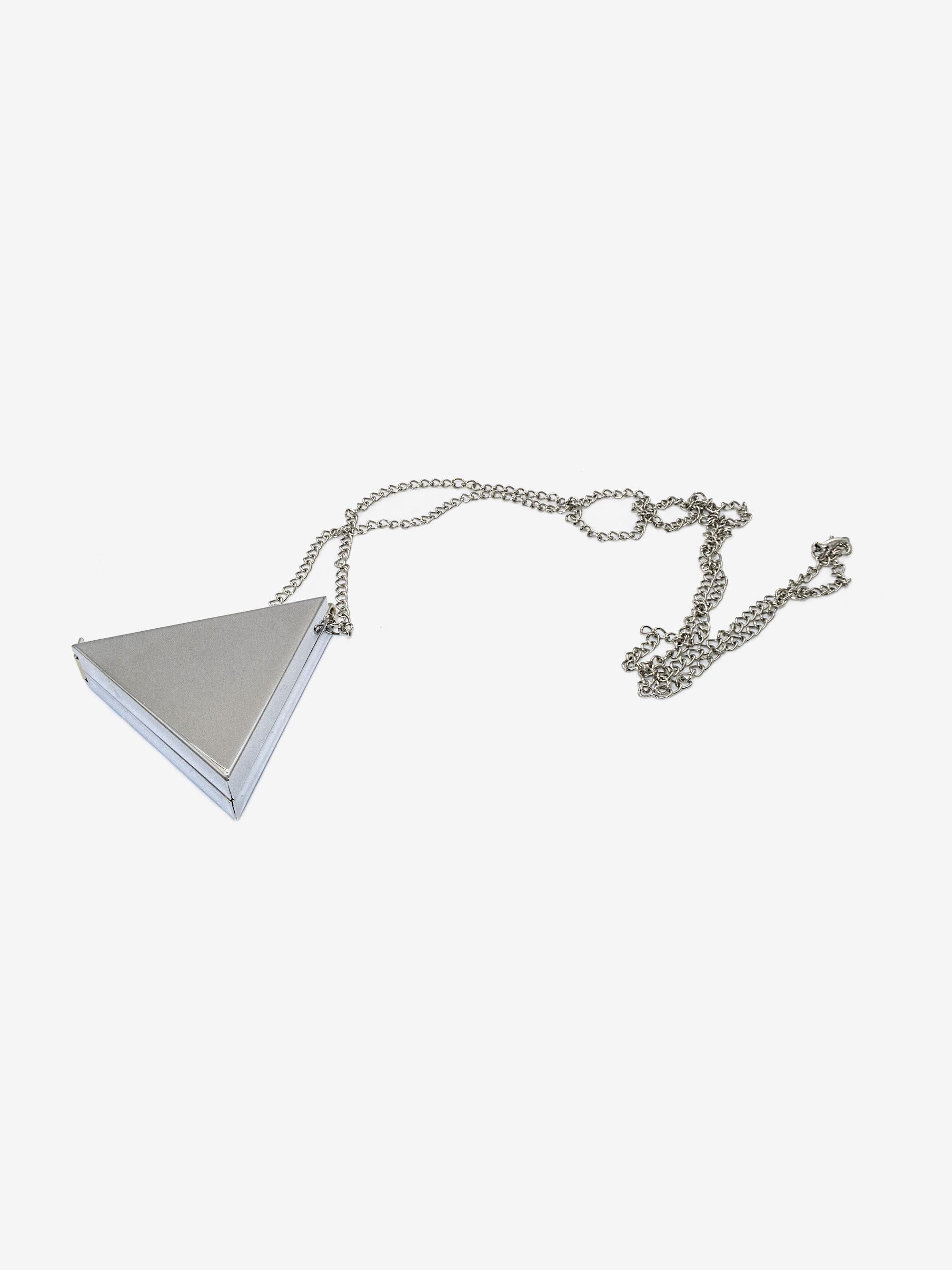 Triangle Ruler Necklace
