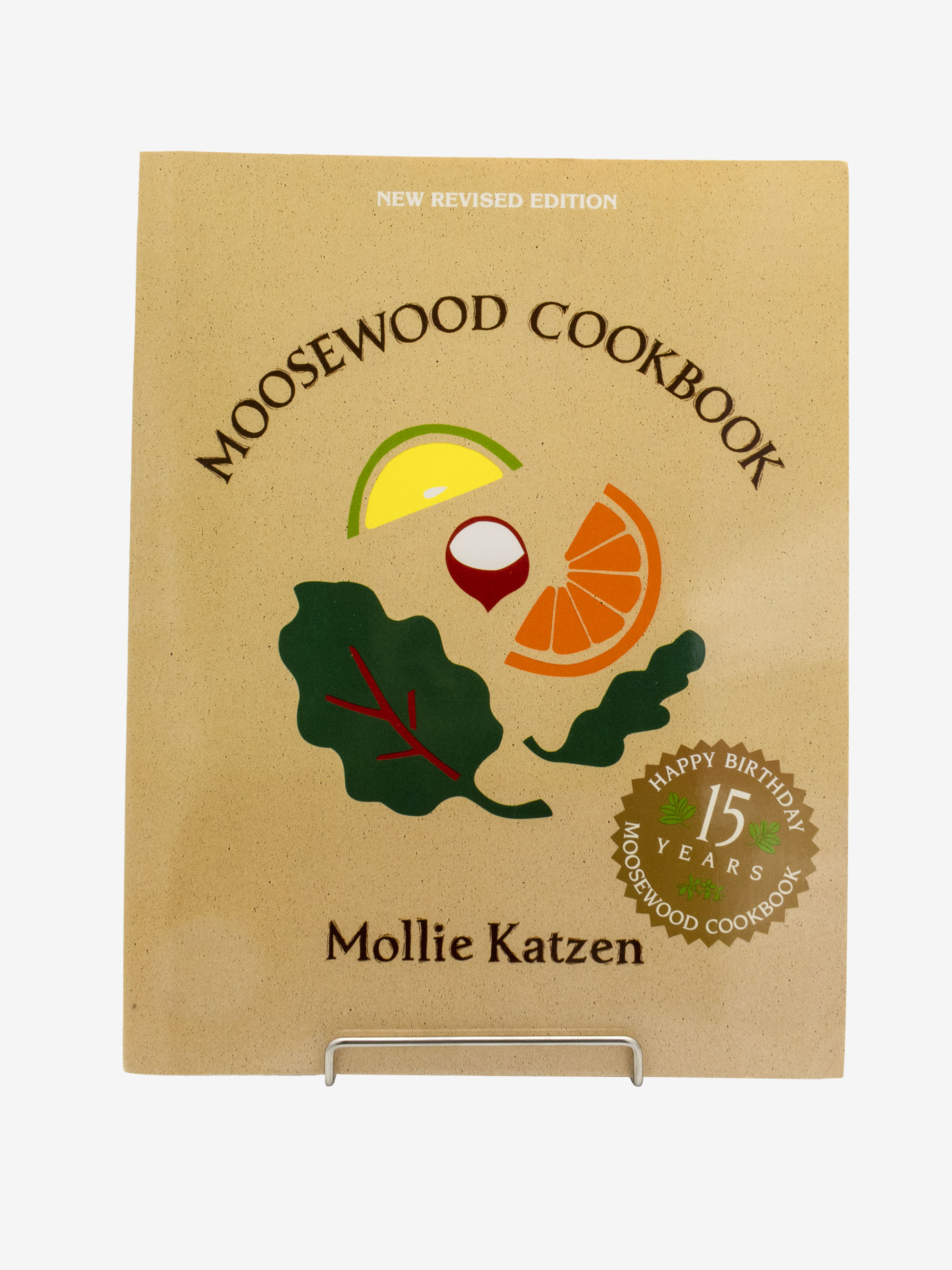 COOKBOOK Moosewood Cookbook