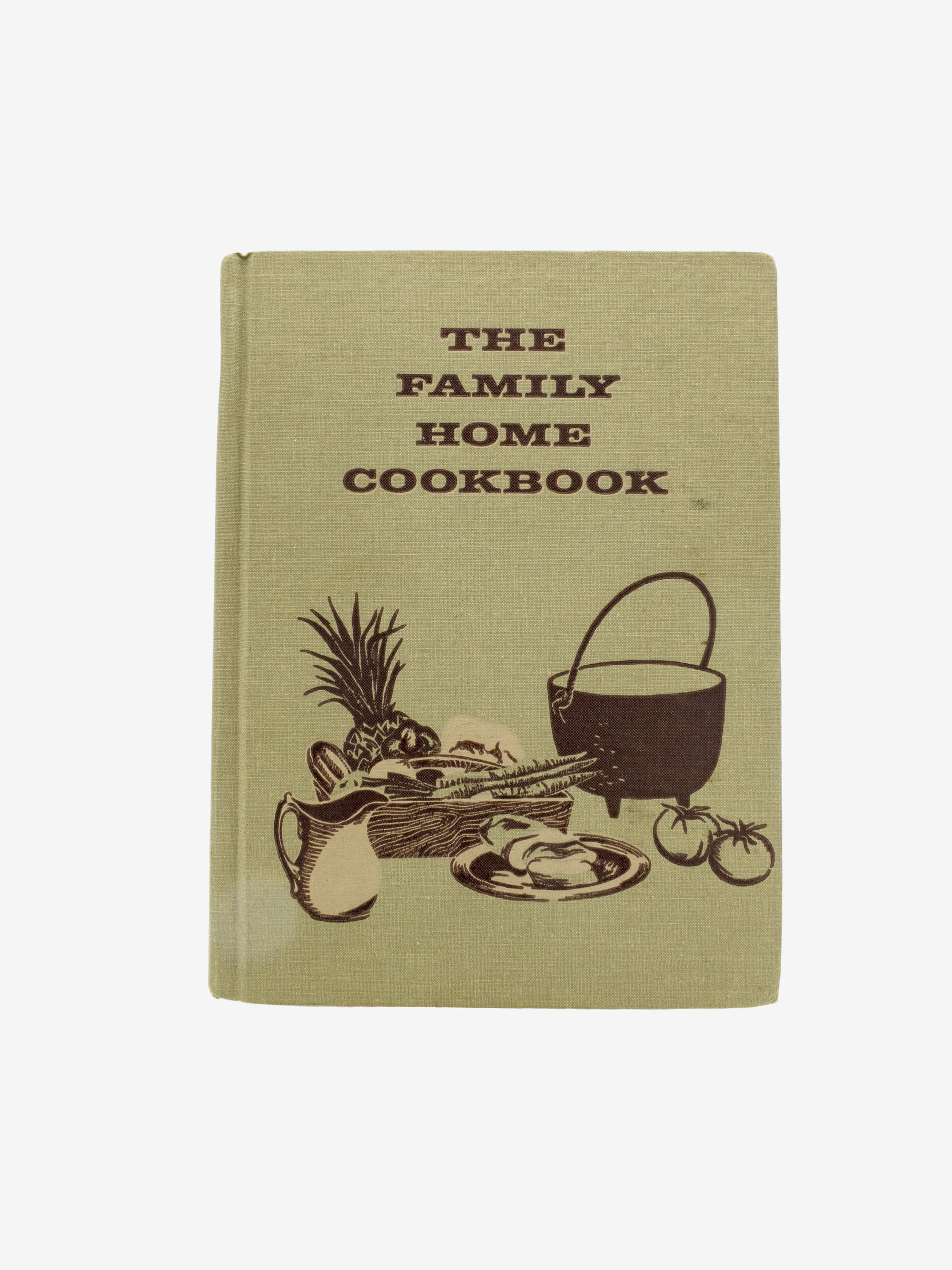 COOKBOOK The Family Home Cookbook